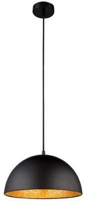 Globo Okko black hanglamp