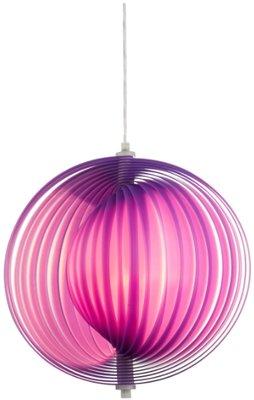 Globo Grace purple hanglamp