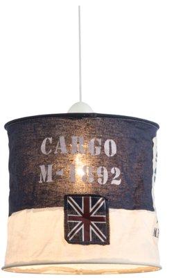 Globo Koussi blue hanglamp