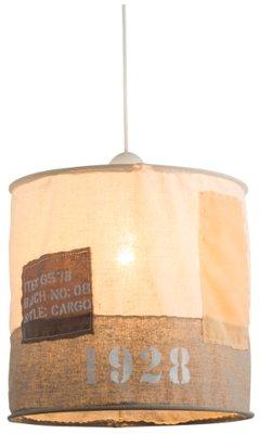 Globo Koussi beige hanglamp