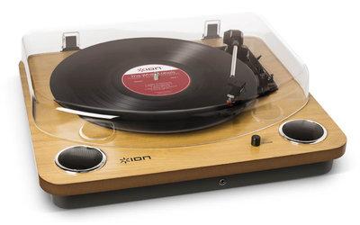 ION Max LP Wood platenspeler