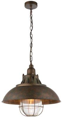 Globo Jaden rust hanglamp