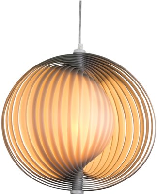 Globo Grace orange hanglamp