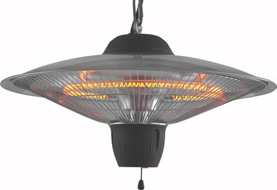 Eurom Partytent heater 1502 elektrische terrasverwarming