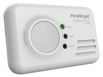 FireAngel CO-9X-10 koolmonoxidemelder met lithiumbatterij