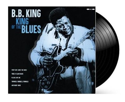 B.B. King - King Of The Blues LP