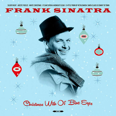 Frank Sinatra - Christmas With Ol' Blue Eyes LP