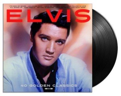 Elvis Presley - 40 Golden Classics dubbel-LP