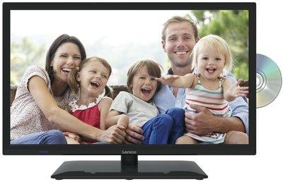 Lenco Full HD LED DVL-2262 22 inch tv