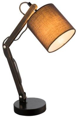 Globo Mattis black tafellamp