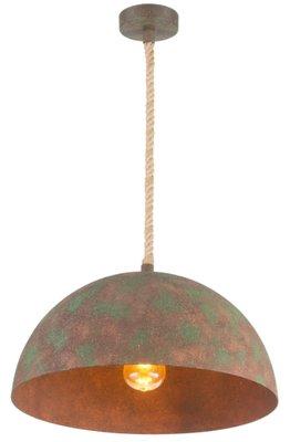 Globo Rea green hanglamp