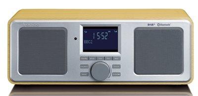 Lenco DAR-015 hout DAB+ radio