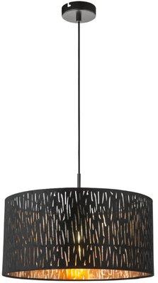 Globo Tuxon black small hanglamp