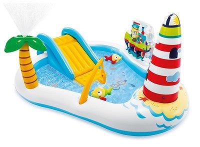 Intex Vuurtoren Play Centre kinderzwembad
