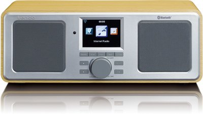 Lenco DIR-150 hout internetradio