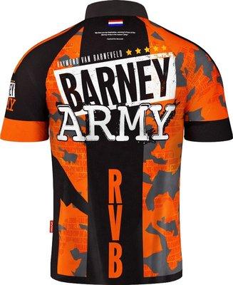 Target Raymond van Barneveld Barney Army 2019 dartshirt