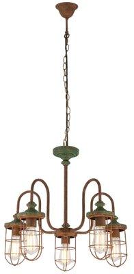 Globo Teru five lamp holders hanglamp