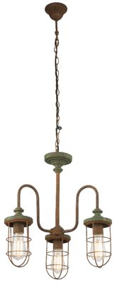 Globo Teru three lamp holders hanglamp