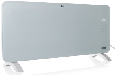 Princess Smart Glass Panel Heater 2000 Watt Wi-Fi convectorkachel