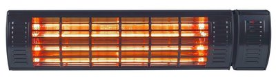 Eurom Golden 2000 Ultra RCD zwart elektrische terrasverwarming