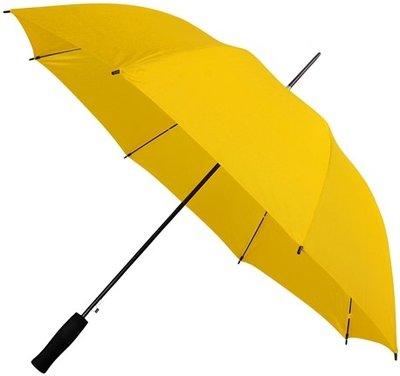 Falcone Compact golfparaplu geel