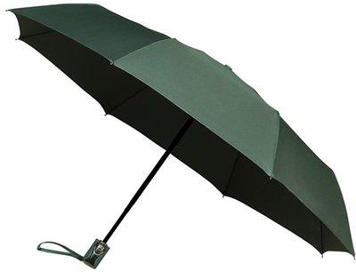 miniMAX Automatic Open&Close opvouwbare paraplu groen