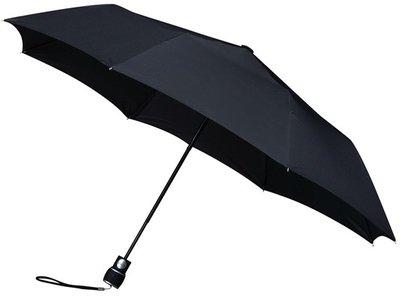 miniMAX Automatic windproof opvouwbare paraplu zwart