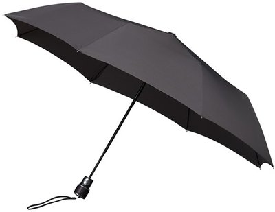 miniMAX Automatic windproof opvouwbare paraplu grijs