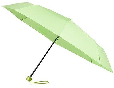 miniMAX windproof opvouwbare paraplu lichtgroen