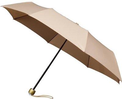 miniMAX windproof opvouwbare paraplu beige