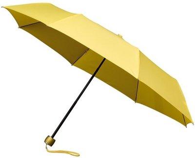 miniMAX windproof opvouwbare paraplu geel