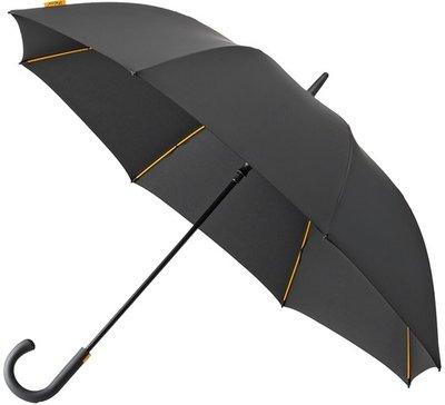 Falcone Automatic luxe windproof golfparaplu zwart