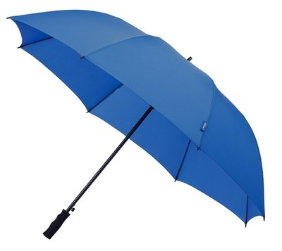 Falcone Automatic windproof golfparaplu donkerblauw