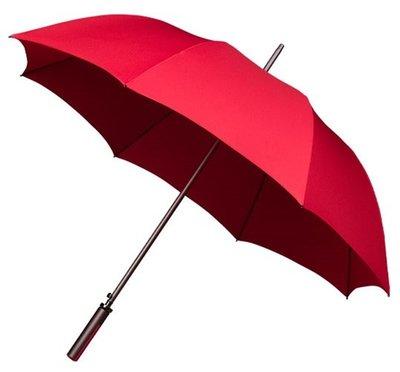 Falcone Automatic golfparaplu rood