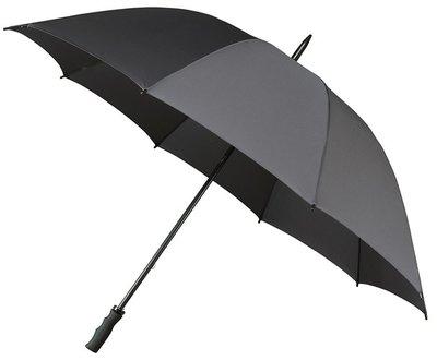 Falcone windproof golfparaplu grijs