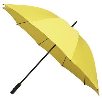 Falcone windproof golfparaplu geel