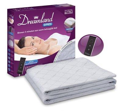 Dreamland 16043A 1-persoons onderdeken