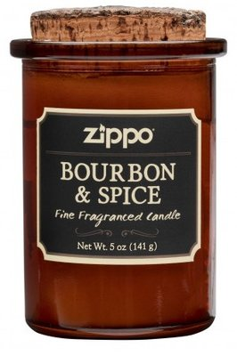 Zippo Bourbon & Spice geurkaars