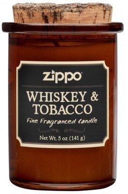 Zippo Whiskey & Tabacco geurkaars