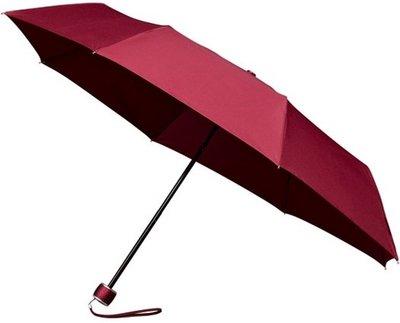 miniMAX windproof opvouwbare paraplu bordeaux