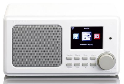 Lenco DIR-100 wit internetradio