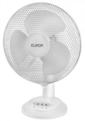 Eurom VT12 tafelventilator wit 30 cm
