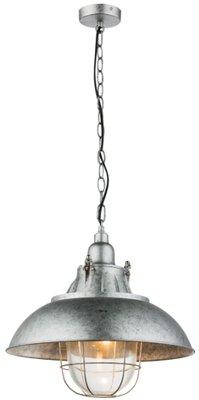Globo Jaden silver hanglamp
