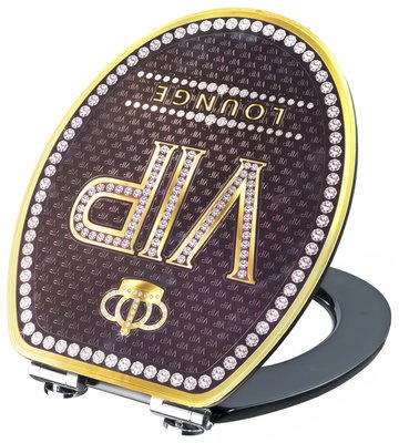 Cornat 3D VIP decor toiletbril