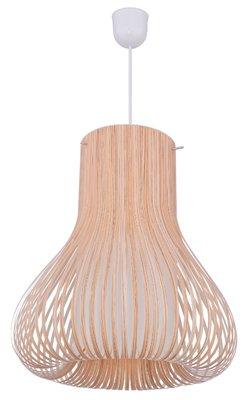 Globo Villalba beige hanglamp