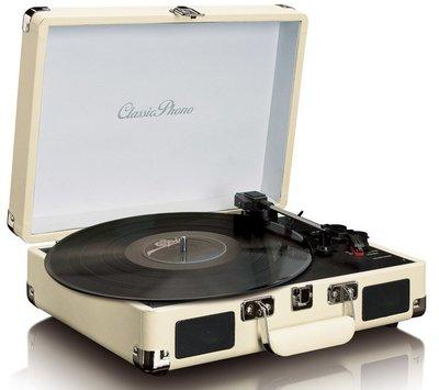 Classic Phono TT-11WH platenspeler