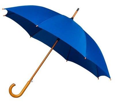 Falcone Deluxe paraplu blauw