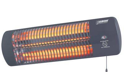 Eurom Q-time 1500 elektrische terrasverwarming