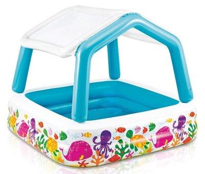 Intex Sun Shade Pool zwembad