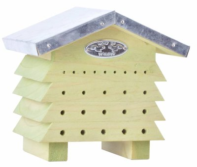 Esschert Design bijenhuis hout